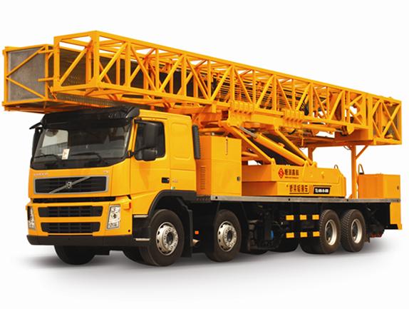 恒润18-22米桥梁检测车,国内最早生产企业之一!